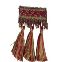 Majesty Wine, Tassel Fringe